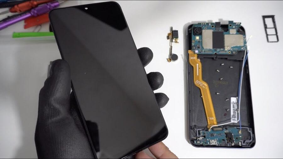 قطعات گوشی a10